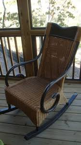 Pier One Leather Chair Alluring Pier One Rocking Chairs And Uncategorized Chair