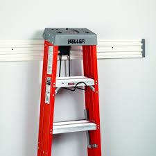 Craftsman Vertical Storage Shed Craftsman Hooktite Ladder Hook For Versatrack Trackwall Shop