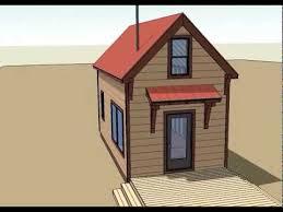 12x24 tiny house plans video youtube