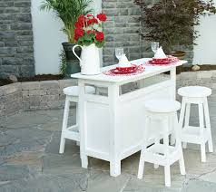 Patio Furniture Bar Bars And Buffet Tables Outdoor Patio Furniture Valley City Supply