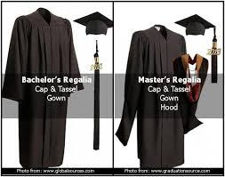 master s gown and commencement faq