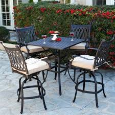 outdoor bar height table and chairs set 20 beautiful patio furniture bar height table set best home template