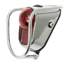 bicycle rear fender light edison tail light soma fabrications