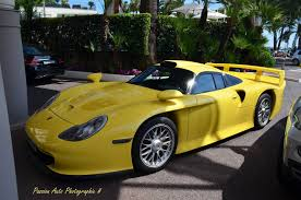 yellow porsche 911 light yellow porsche 911 gt1 strassenversion spotted in cannes