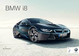 Bmw I8 Next Generation - bmw i8 2014 cartype