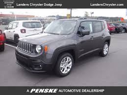new jeep renegade 2017 new jeep renegade latitude fwd at landers serving little rock