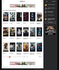 responsive movies joomla template ja moviemax joomla templates