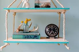 floating shelf ideas to use small spaces in the right way