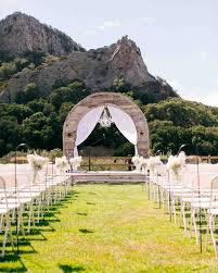 rustic wedding venues in southern california 11 rustic wedding venues to book for your big day martha stewart