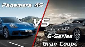 Porsche Panamera Coupe - 2017 porsche panamera 4s vs bmw 6 series gran coupé youtube