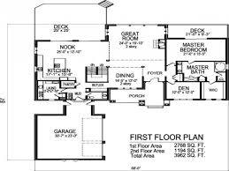 2nd floor house plan marvellous 2 story open floor house plans pictures best