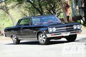 1965 chevrolet chevelle ss396 double vision muscle car review