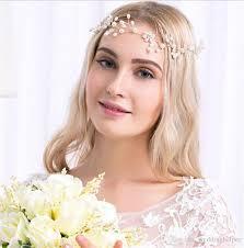 headpiece jewelry wholesale wedding bridal hair accessories jewelry pearl headpiece