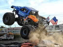 big foot monster truck event heads beef capital