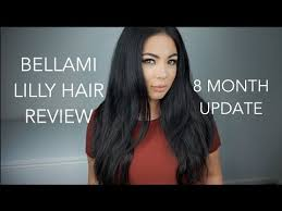 lilly hair extensions bellami lilly hair extensions review 8 month update hair