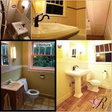 bathroom renovation u2014 rockstar remodel