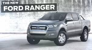 Ford Ranger Truck 2015 - 2015 ford ranger facelift fully revealed autoevolution