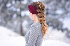 headband ponytail 3 easy headband hairstyles hairstyles