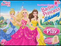 Barbie Doll Princess Games