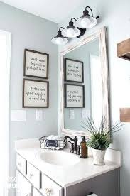 farmhouse bathrooms ideas choosing paint colors small bathroom best farmhouse bathrooms