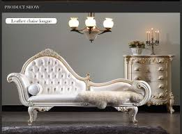 French Style Chaise Lounge Chairs French Style Bedroom Furniture High End Classic Chaise Lounge