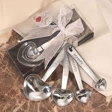 wedding favor heart shaped measuring spoon wedding favors price favors