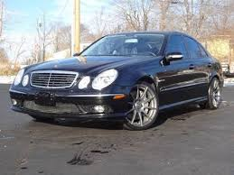 2003 mercedes e55 amg for sale 2003 mercedes e55 amg sold 500hp fast