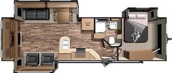100 salem travel trailers floor plans salem travel trailer