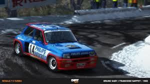 renault rally renault 5 turbo philips racedepartment