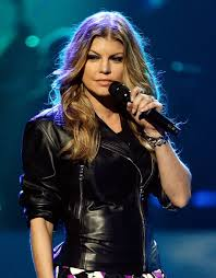 Black Eyed Peas Singer Fergie