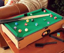Mustang Pool Table Mini Pool Table