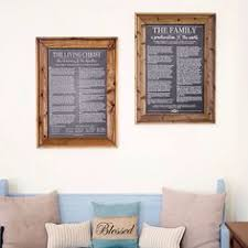 framed family proclamation the family proclamation living articles of faith read item