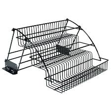 shop spice racks at lowes com rubbermaid coated wire in cabinet spice rack