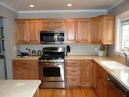 kitchen paint colors with brown cabinets kitchen wall color with