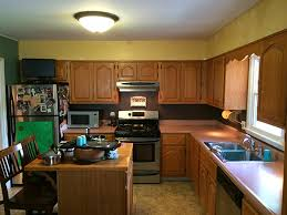kitchen cabinet makeover with chalk paint decorative paint by