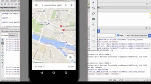 Google Maps France by Csp As Using An Intent Object To Launch Google Maps Youtube
