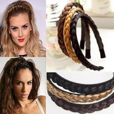 braid hairband best brown braided headband products on wanelo