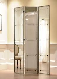 Mirror Room Divider by Interior Amusing Picture Of Room Partition Furniture For Home