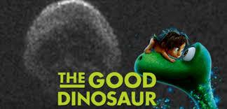 halloween asteroid the good dinosaur reacts to halloween asteroid