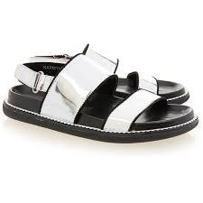 Rhinestone Flat Sandals Wedding Best 25 Silver Flat Sandals Ideas On Pinterest Silver Flats