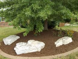 winter mulch st louis lawn care company st louis landscaping