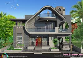 North Indian Home Design 2100 Sq Ft 4 Bedroom Unique North Indian House Kerala Home