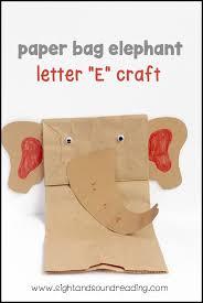 letter e crafts the 25 best letter e ideas on letter e preschool