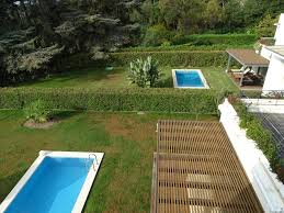 house with pool luxury detached house with pool in sant vicenç de montalt barcelona