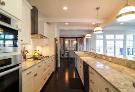 how to make the better galley kitchen design tips u2014 roswell