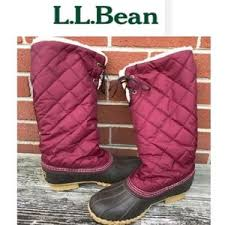 womens ll bean boots size 9 54 l l bean shoes womens bean boots size 9 from s