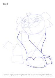 learn how to draw tiger from animal jam animal jam step by step