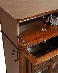 Pulaski Bar Cabinet Bar Cabinet Espresso Brown