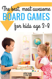 preschool board games for kids favorite games ages 3 8