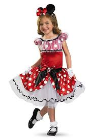 Halloween Costumes Minnie Mouse Amazon Girls U0027 Red Minnie Tutu Prestige Toys U0026 Games